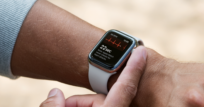 The Apple Watch Saved A 61 Year Old Indian Man's Life, Thanks To ECG App