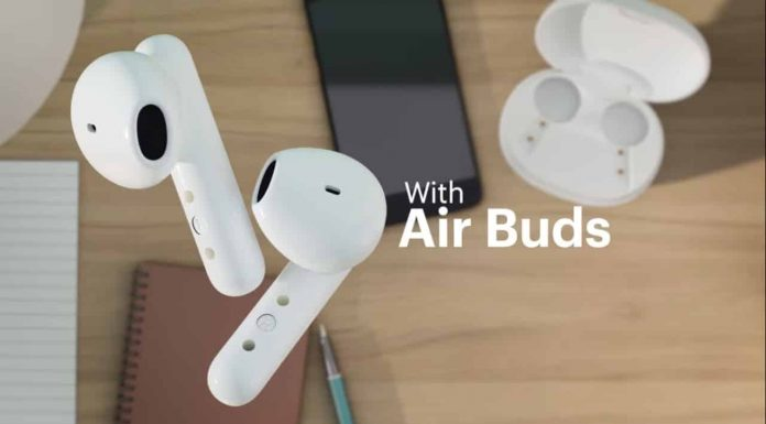 All New Truly Wireless Earphones, Noise Air Buds Launched in India