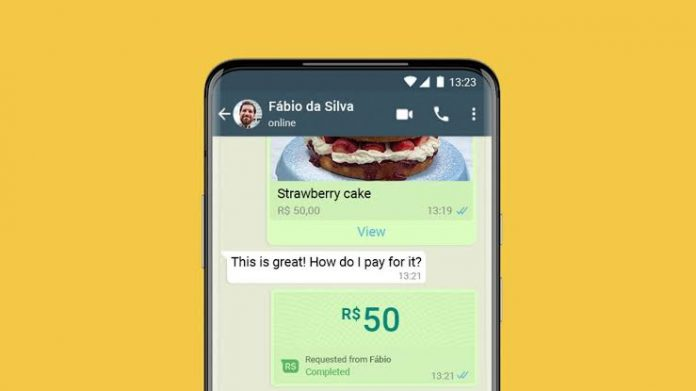 WhatsApp Pay Feature Launched in India