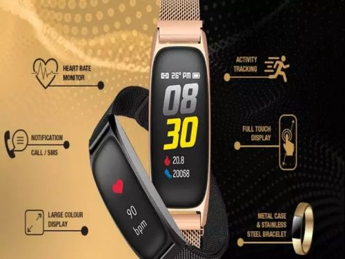 Timex Launched Premium Looking and Feature Rich Fitness Band In India