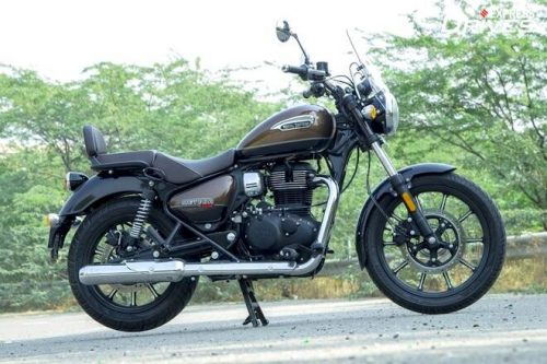 Royal Enfield Meteor 350 Launched, Check What's Under The Hood