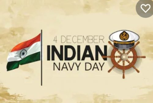 Happy Indian Navy Day To All The Sailors Fighting For Us