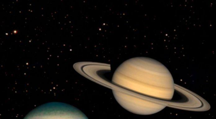 Jupitar Saturn