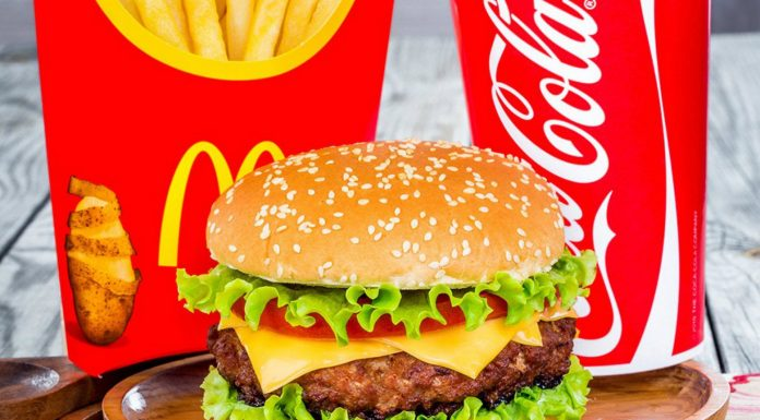 McDonald's Happy Meal is just a Whatsapp Away!
