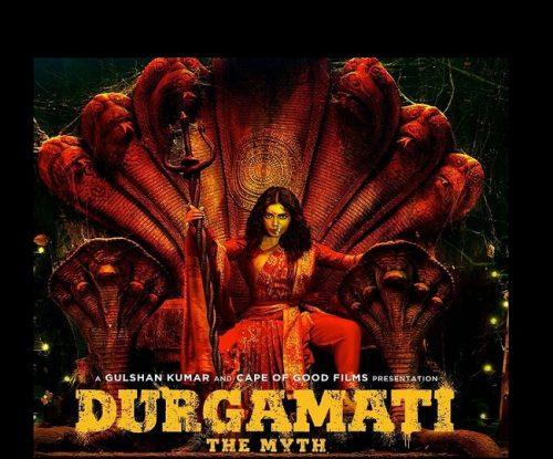 Durgamati- The Myth Review on Amazon Prime