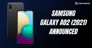 Samsung Galaxy A02 Launched in India