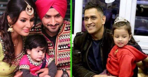 Apart from Virushka, These Indian Cricketers Are Also A Proud Father of a Baby Girl