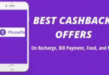 Here Are Some of the Best PhonePe Offers in 2021