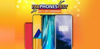 Amazon Fab Phones Fest 2021