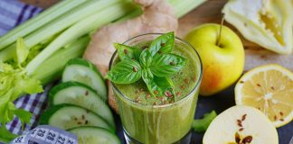Homemade Healthy Juices