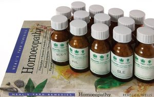 Homeopathic medications