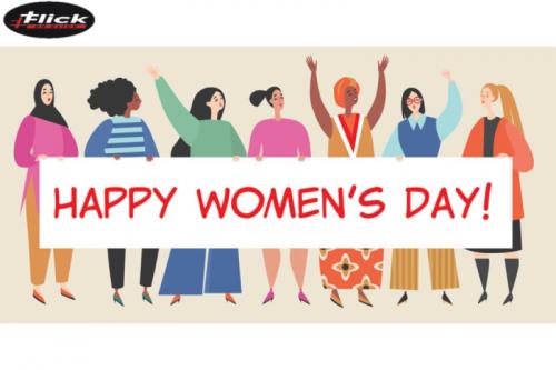 Celebrate International Women's Day 2021