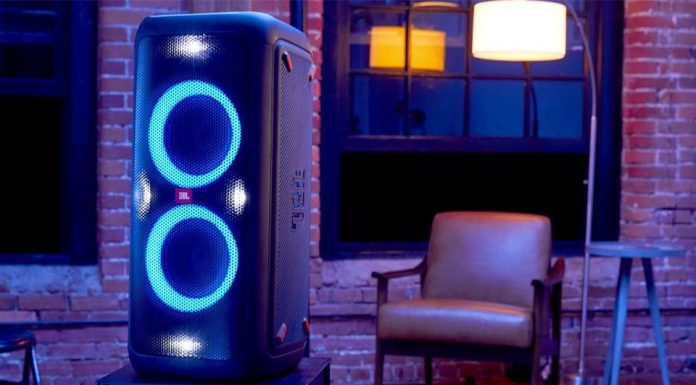 These New JBL Partybox Music Systems Are Going to Change Your Road Trips and Parties