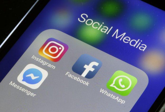 WhatsApp, Instagram, And Facebook