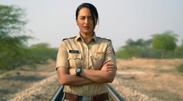Sonakshi Sinha to Play Cop in Unannounced Amazon Prime Series
