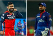 Hetmyer, Pant innings went in vain as RCB won by 1 run