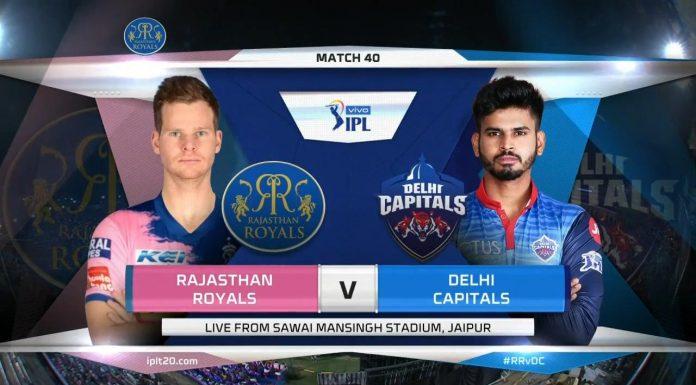 Rajasthan Royals Won Against Delhi Capitals, Register's Their First IPL 2021 Win