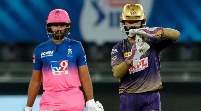 Royals Won Against KKR by 6 Wickets, Chennai V/S Bangalore Prediction