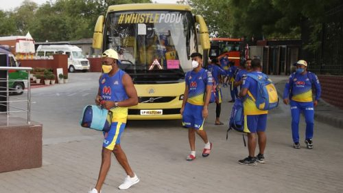 IPL 2021 COVID Safety Bubble Breached