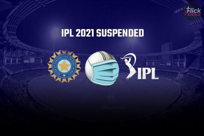 IPL 2021 Postponed Due to Rise in COVID-19 Cases: Foreign Players Rushing Back to Their Home