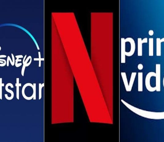 What to Watch Today on Netflix, Amazon Prime Video and Disney+Hotstar