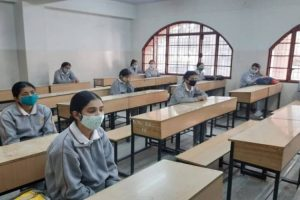 Class 12 Board Exams Not in the View Anymore: Covid-19 Cases on the Rise, Students May not be Appearing for Board Exams Until After August.