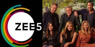'Friends: The Reunion' Is All Set to Stream on Zee5 in India on May 27 12.30 PM IST