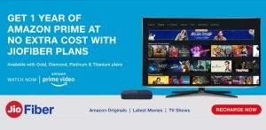 How to avail best offers on Amazon Prime Membership with Jio, Airtel and Voda Plans