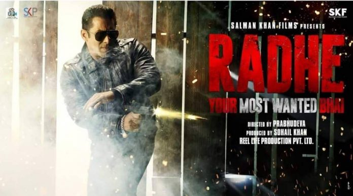 Salman's Radhe is Nearing its Release and Here's Everything You Need to Know About It