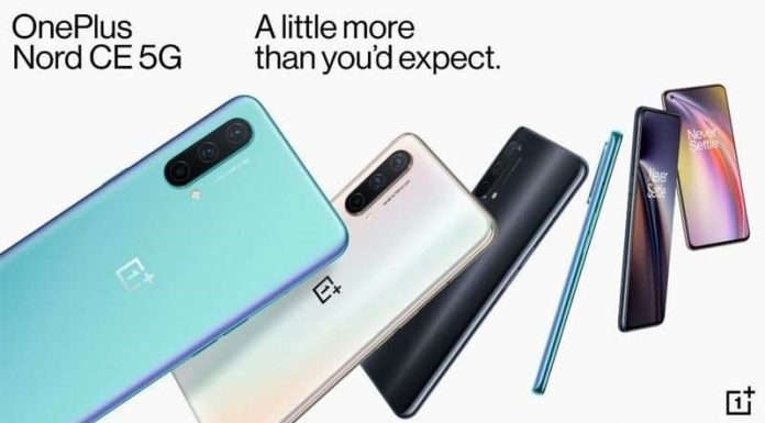 OnePlus Nord CE 5G introduced: Price, specs, offers and how it compares with OnePlus Nord