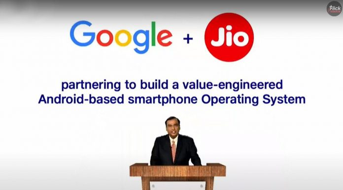 Jio-Google 4G smartphone
