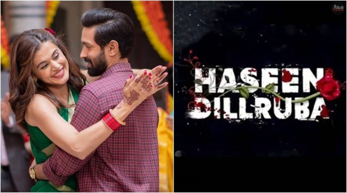 Haseen Dillruba Movie Review: Released on Netflix, Taapsee Pannu and Vikrant Massey Set Fire on Screens