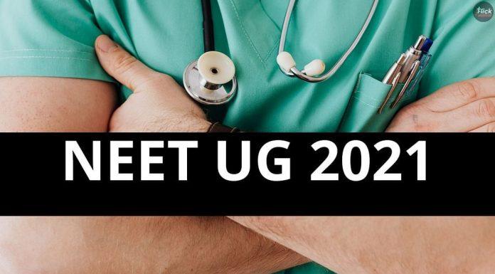 NEET (UG) 2021