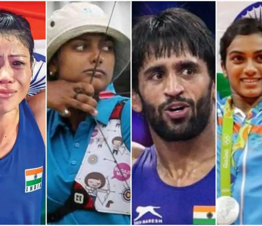 From PV Sindhu to MC Mary Kom: Meet India's Top Medal Contenders at Tokyo 2020 Olympics