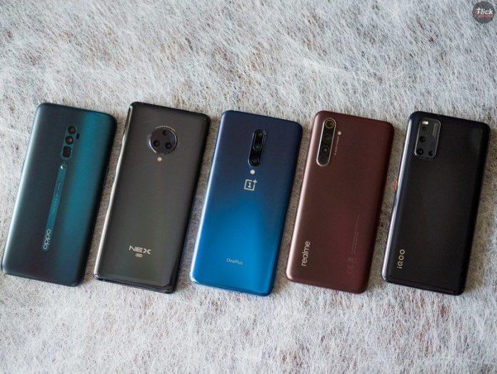 Fast Charging Smartphones