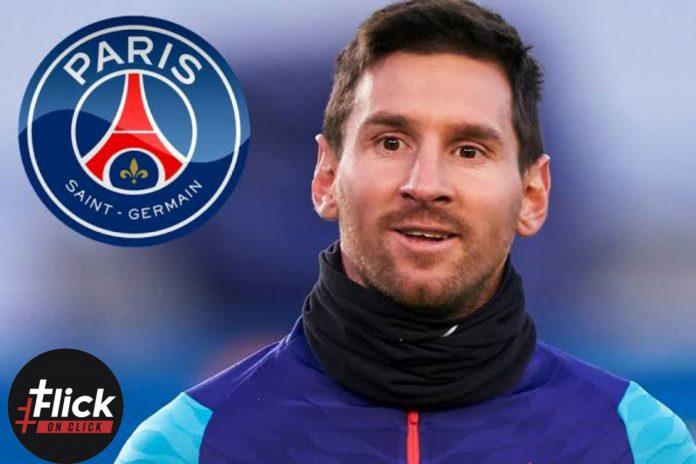 Football Legend Lionel Messi Joins Paris Saint-Germain After Leaving FC Barcelona