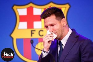 Messi no more in Barcelona