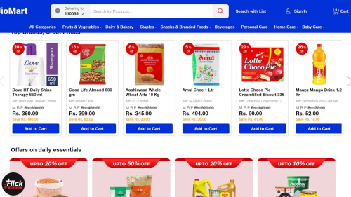 Best Offers For JioMart Upcoming 'Do Din Tak Dhina Din Sale