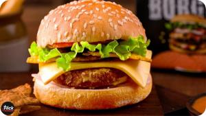 Wat A Burger