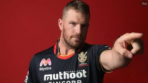 Aaron Finch can be captain of RCB
