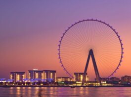 Ain Dubai opens up: Visitors may expect beautiful sunset vistas, live concerts, and fireworks.