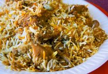 Top 10 Best Chicken Biryani Shops in Delhi That Will fulfil Your Cravings