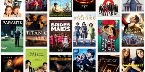 Films and series to be released on October